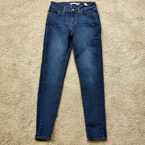 Levi's 710 Super Skinny Jeans Size 28